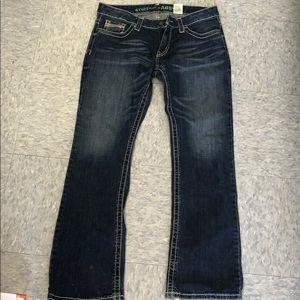 Used Cruel Jeans. Abby size 30/R